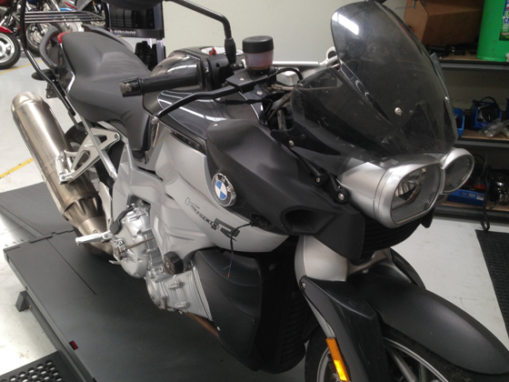 European motorcycle service melbourne
