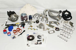 Stage 3 performance kit for sports bikes