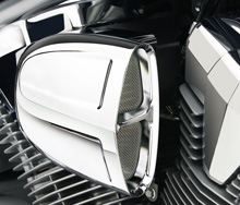 V-Twin performance air intake
