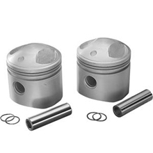 Harley high compression pistons