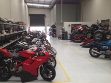 Ghsotriders motorcycle performance centre