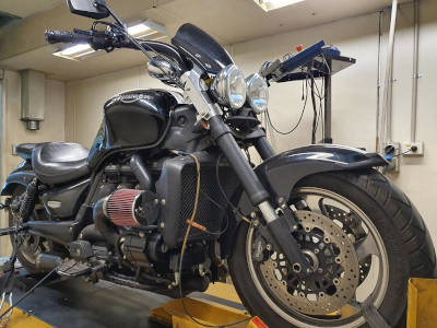 Triumph Rocket III Supercharged 2010