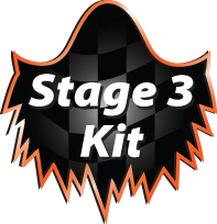 Harley Davidson stage 3 performance kit